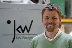 Andreas Weigel, Geschäftsführer der KW Energie GmbH & Co. KG