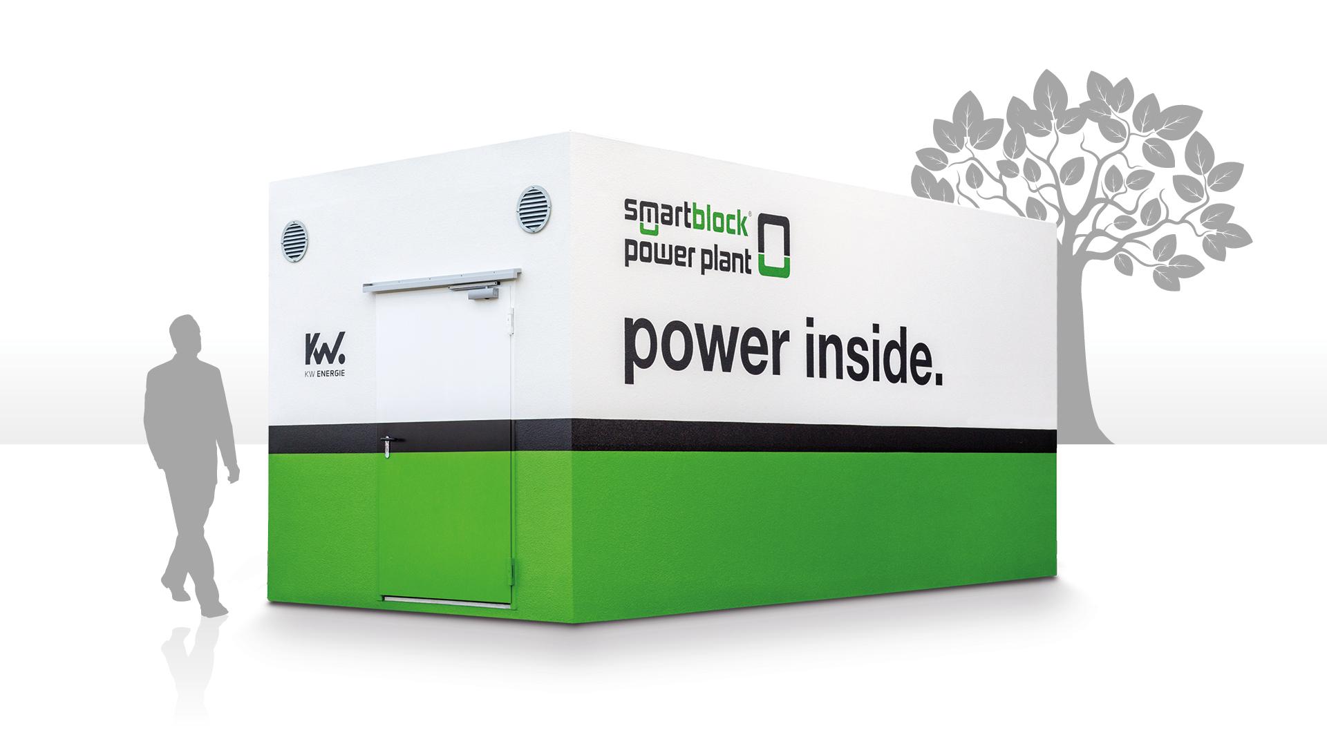 smartblock power plant