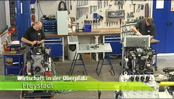Unternehmensvideo von KW Energie