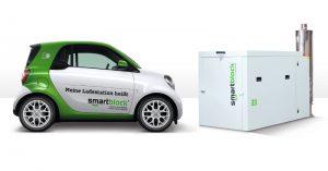 smart electric drive und smartblock